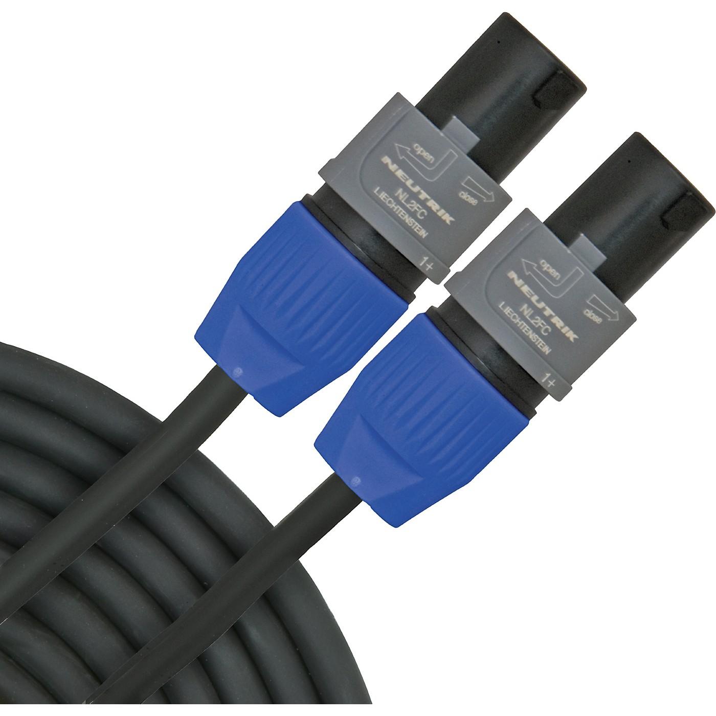 Gear One Speakon Speaker Cable thumbnail