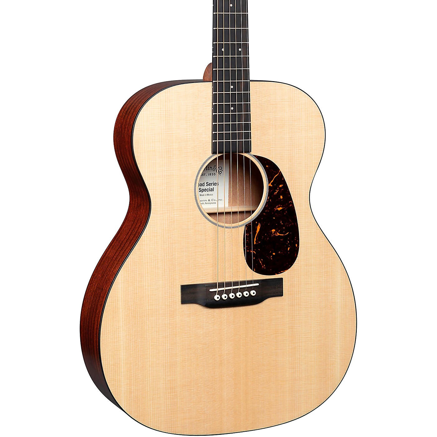 Martin Special 000 All-Solid Auditorium Acoustic Guitar thumbnail