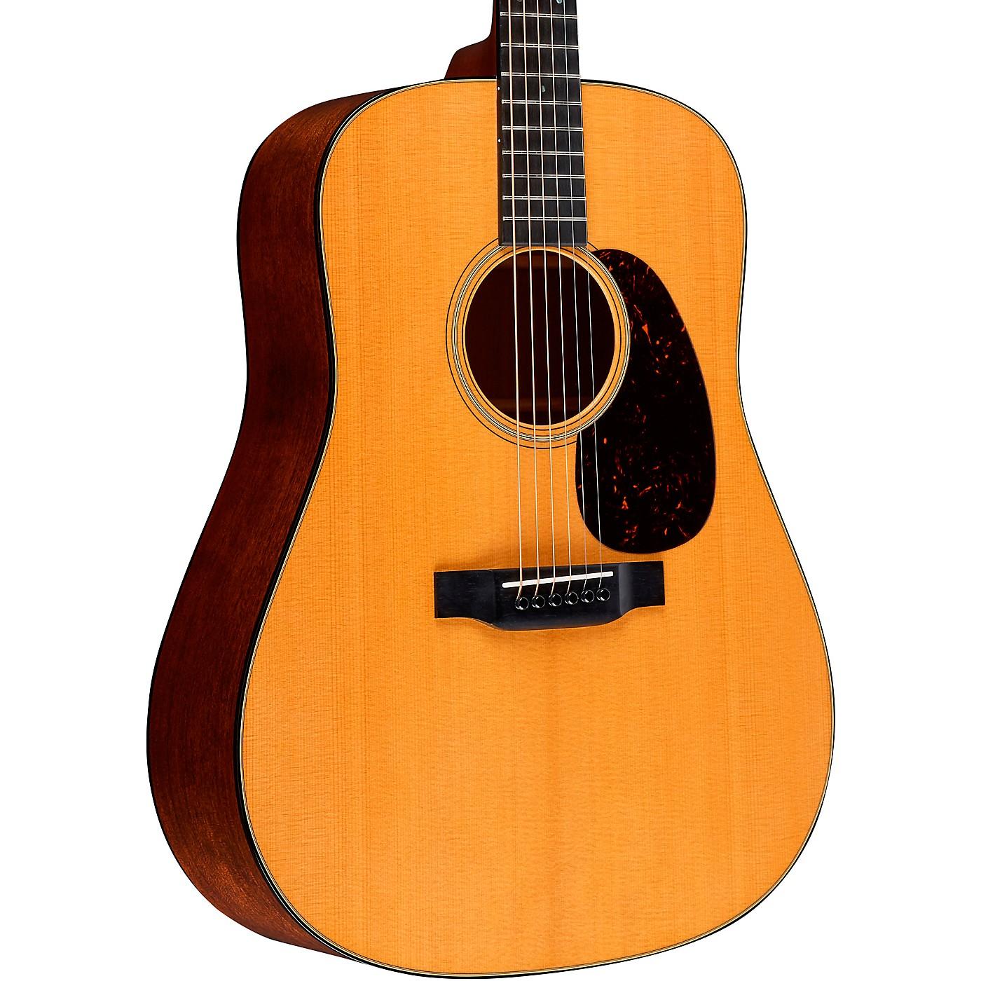 Martin Special 18 Style Dreadnought VTS Guitar thumbnail