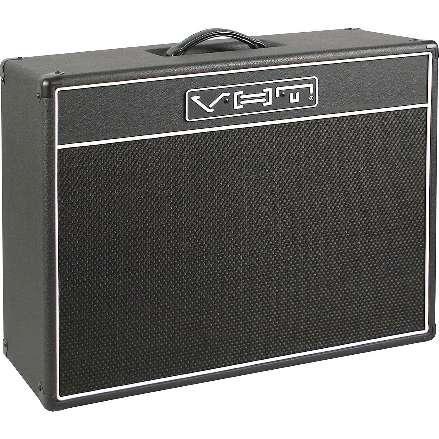 VHT Special 6 212 2x12 Open-Back Guitar Speaker Cabinet with VHT ChromeBack Speakers thumbnail
