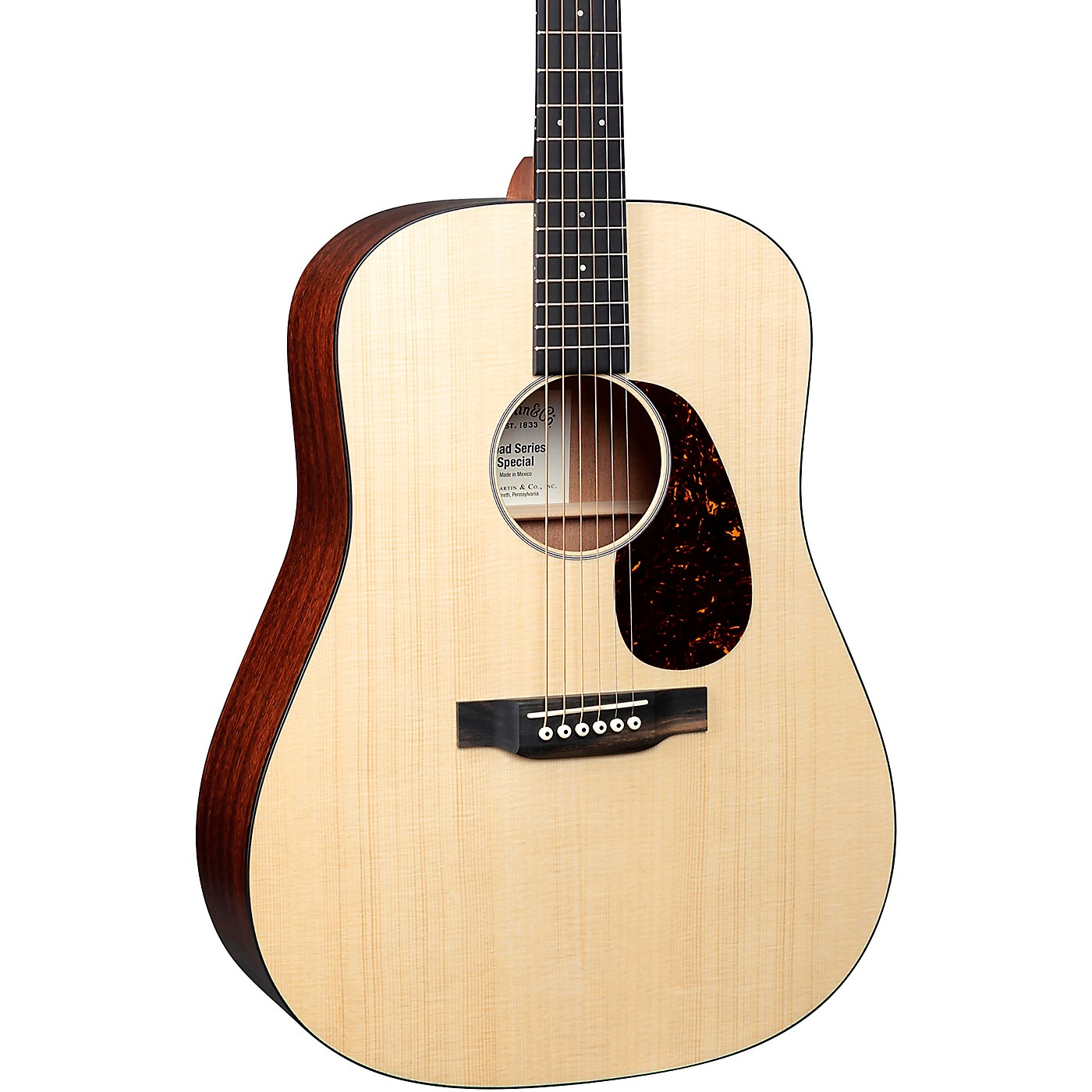 Martin Special D All-Solid Dreadnought Acoustic Guitar thumbnail