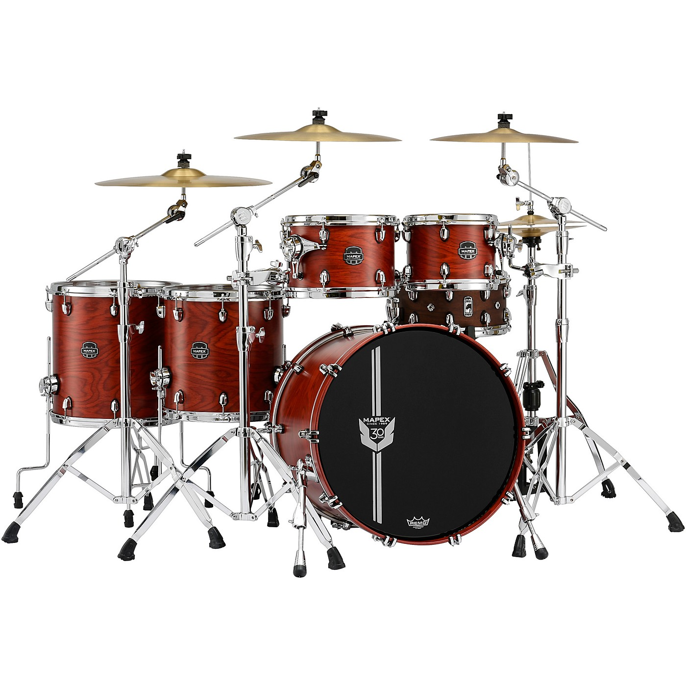 Mapex Special Edition 30th Anniversary 5-Piece Shell Pack thumbnail