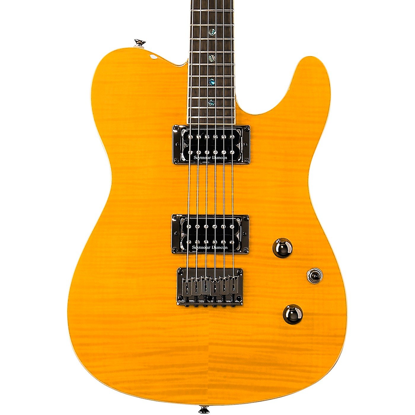 Fender Special Edition Custom Telecaster FMT HH Electric Guitar thumbnail