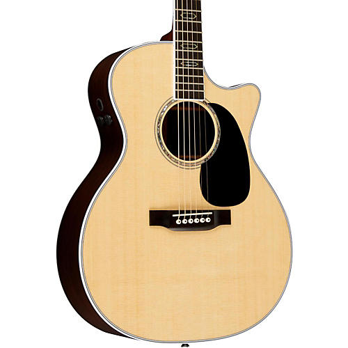 Martin Special Edition GPC-Aura GT Grand Performance Acoustic-Electric Guitar thumbnail