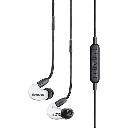 Shure Special Edition SE215 Sound Isolating Earphones with Bluetooth Enable Cable thumbnail