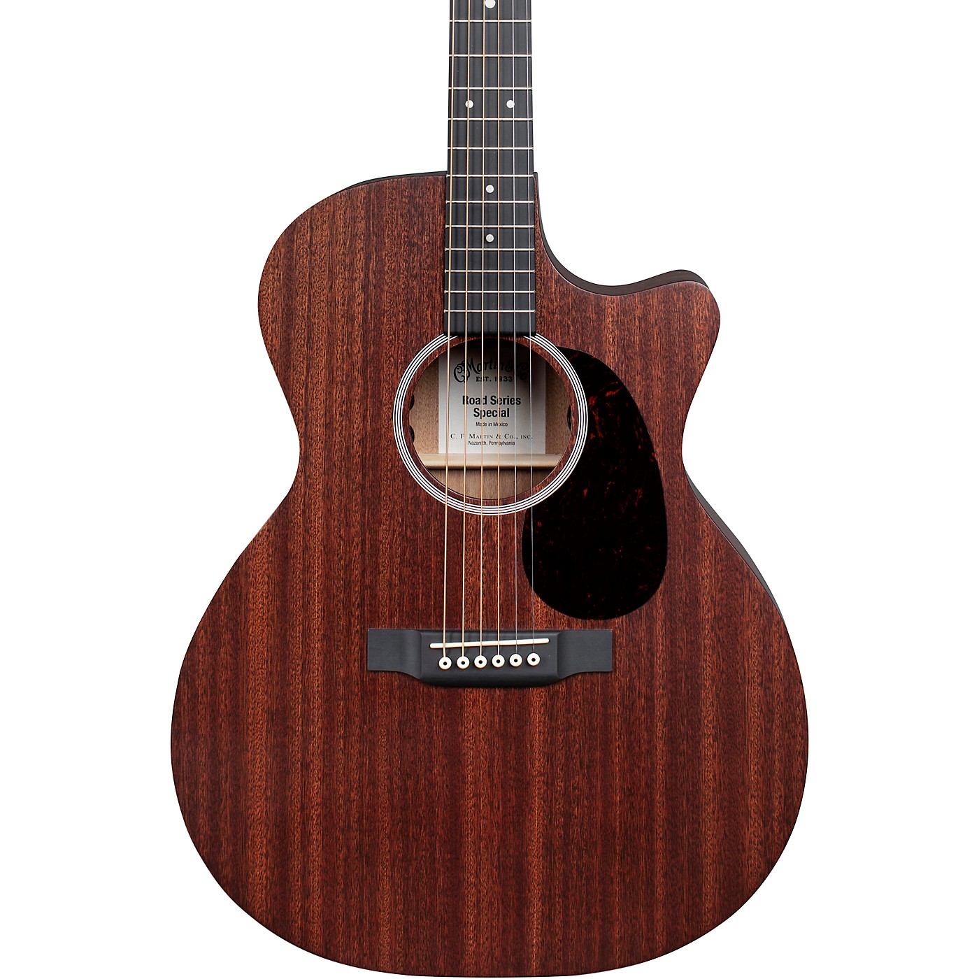 Martin Special GPC Style 10 Road Series Acoustic-Electric Guitar thumbnail