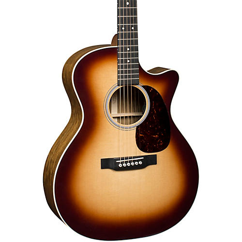 Martin Special Grand Performance Cutaway Performing Artist Style Ovangkol Acoustic-Electric Guitar Sunburst thumbnail