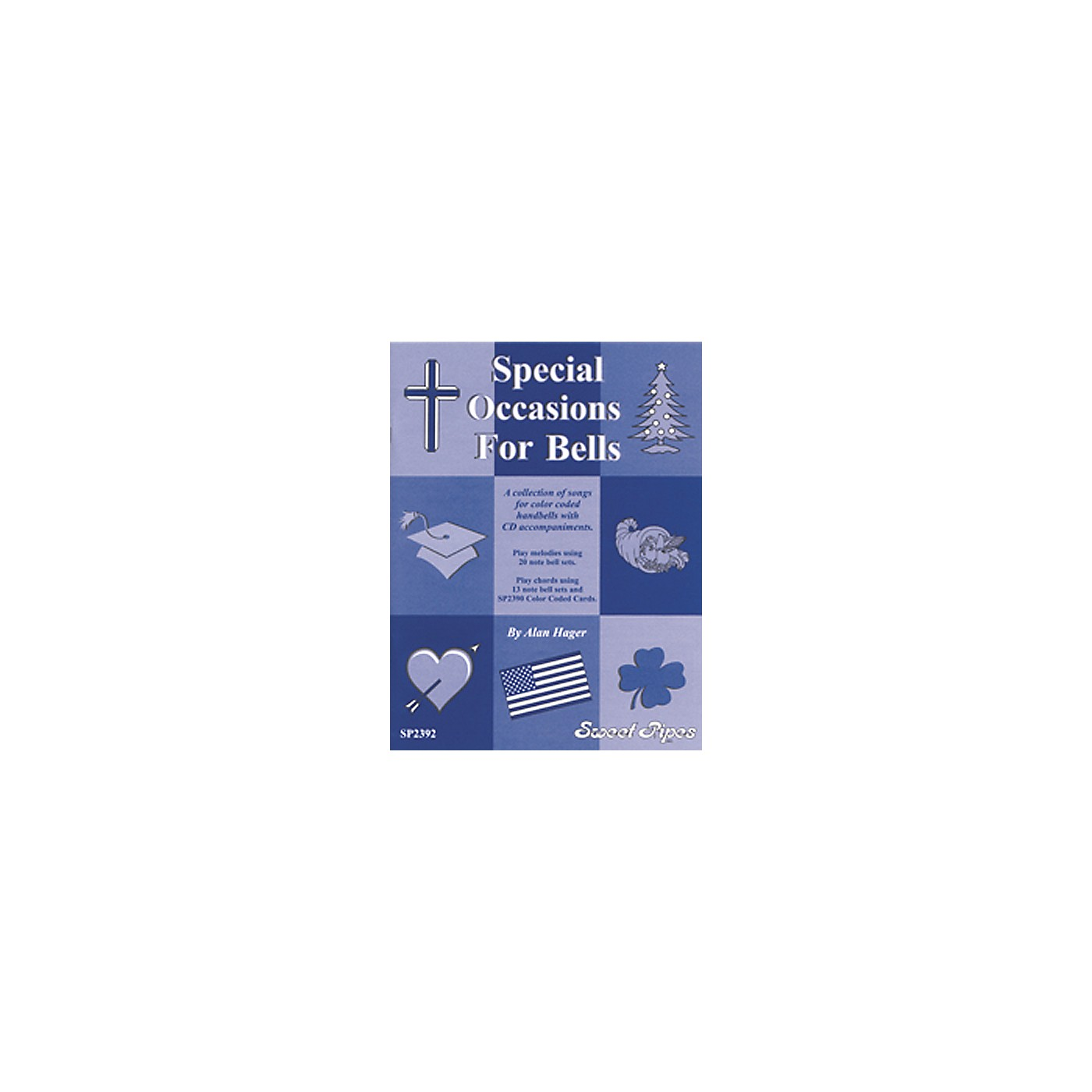 Rhythm Band Special Occasions for Handbells & Deskbells Book with CD thumbnail