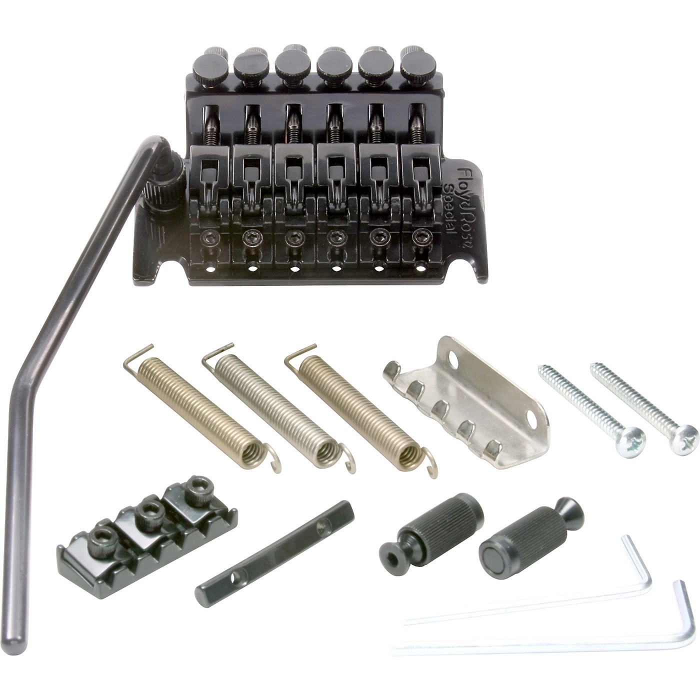 Floyd Rose Special Series Tremolo Bridge with R2 Nut thumbnail