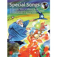 De Haske Music Special Songs (35 Recorder Tunes in Different Styles) De Haske Play-Along Book Series