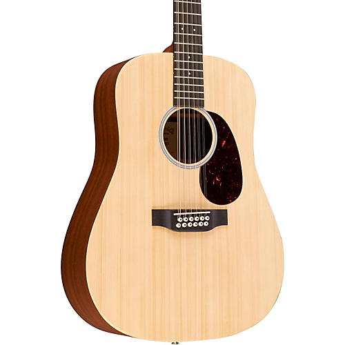 Martin Special X Style 12-String Dreadnought Acoustic-Electric Guitar thumbnail