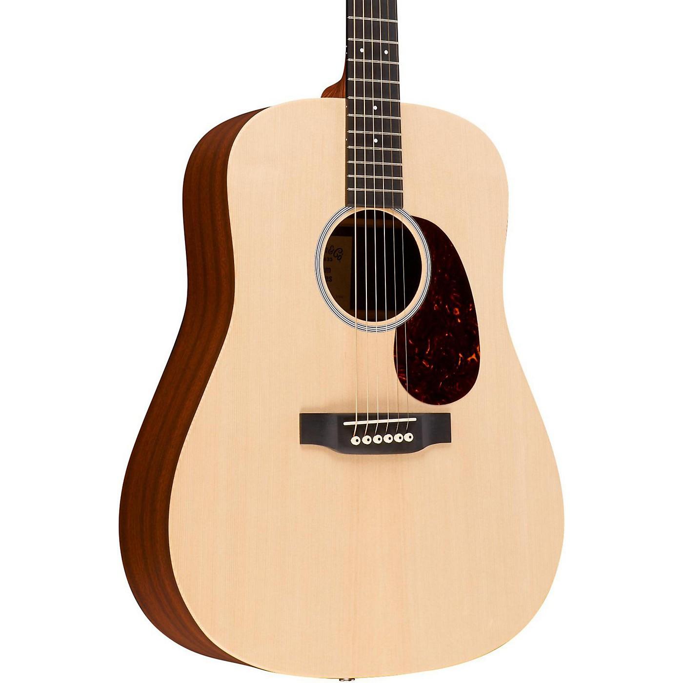 Martin Special X1-DE Style Dreadnought Acoustic-Electric Guitar thumbnail