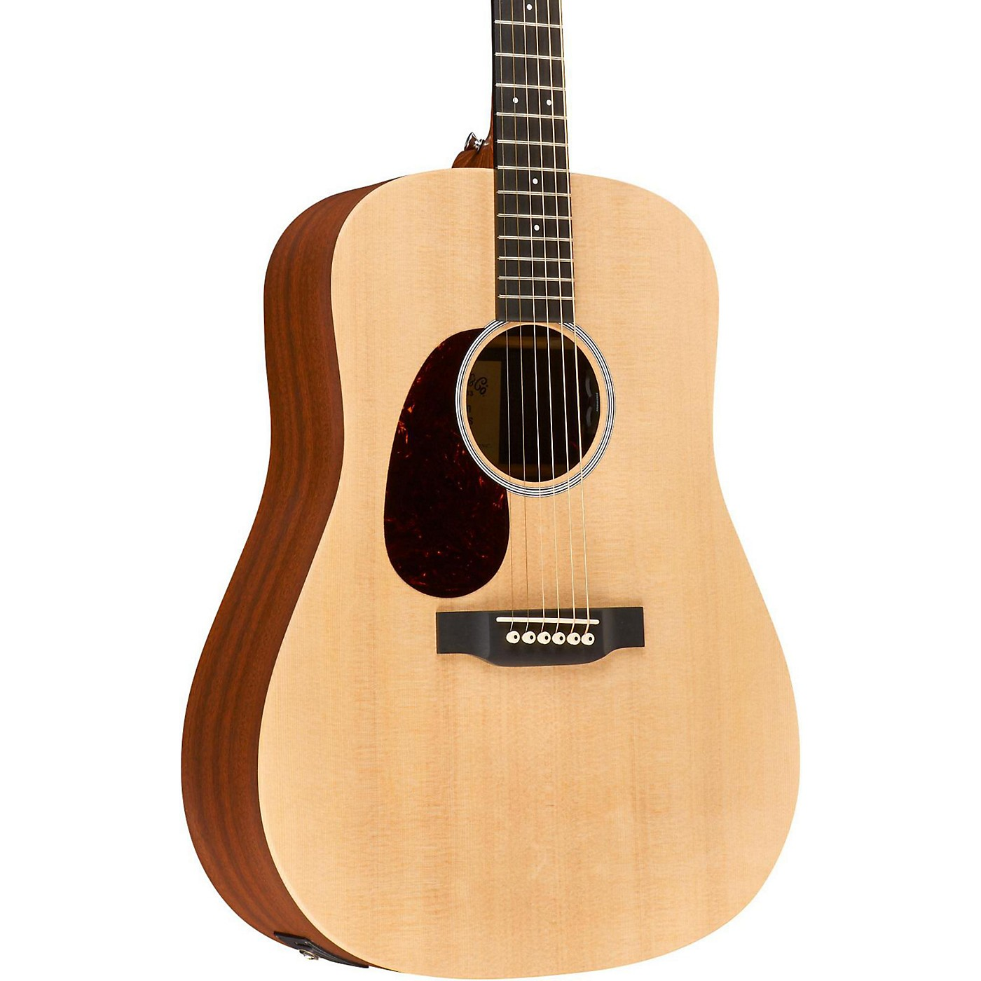 Martin Special X1AE Style Left-Handed Dreadnought Acoustic-Electric Guitar thumbnail