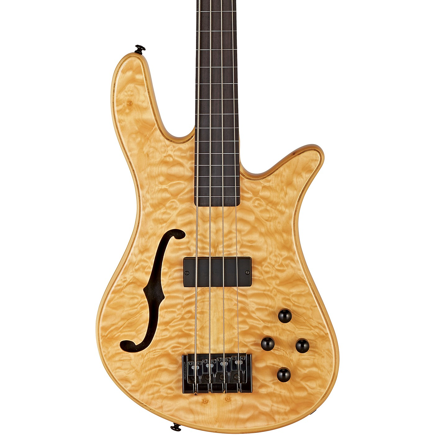 Spector SpectorCore 4 Lined Fretless Electric Bass thumbnail