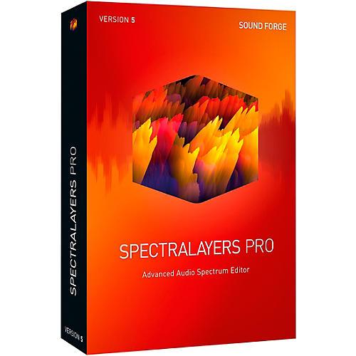 Magix SpectraLayers Pro 5 Upgrade thumbnail