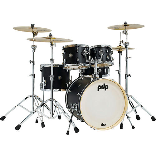 PDP by DW Spectrum Series 5-Piece Shell Pack with 20 in. Bass Drum thumbnail