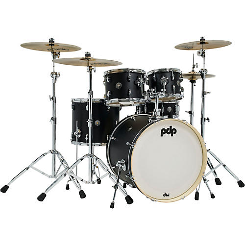 PDP by DW Spectrum Series 5-Piece Shell Pack with 22 in. Bass Drum thumbnail