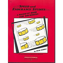 Alfred Speed and Endurance Studies Warm Up Book for Drummers