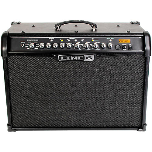 Line 6 Spider IV 120 120W 2x10 Guitar Combo Amp thumbnail
