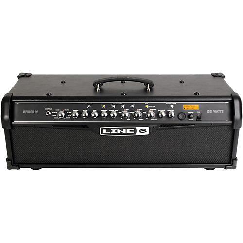 Line 6 Spider IV HD150 150W Guitar Amp Head thumbnail