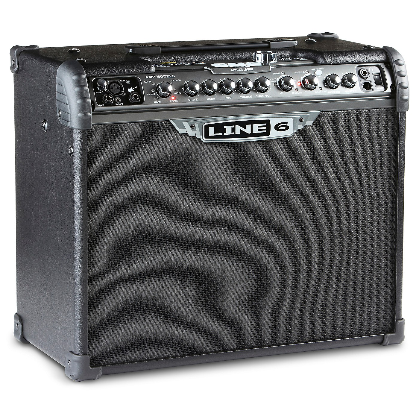 Line 6 Spider Jam 75W 1x12 Guitar Combo Amp thumbnail
