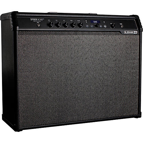 Line 6 Spider V 240 MKII 240W 2x12 Guitar Combo Amp thumbnail