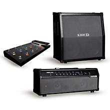 Line 6 Spider V 240HC 240W Head and 412 320W 4x12 Speaker Cabinet with FBV 3 Footswitch