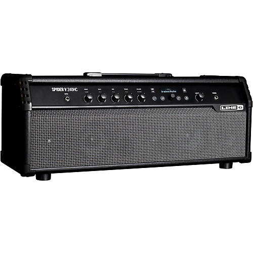 Line 6 Spider V 240HC 240W Head with Built-In Speakers thumbnail