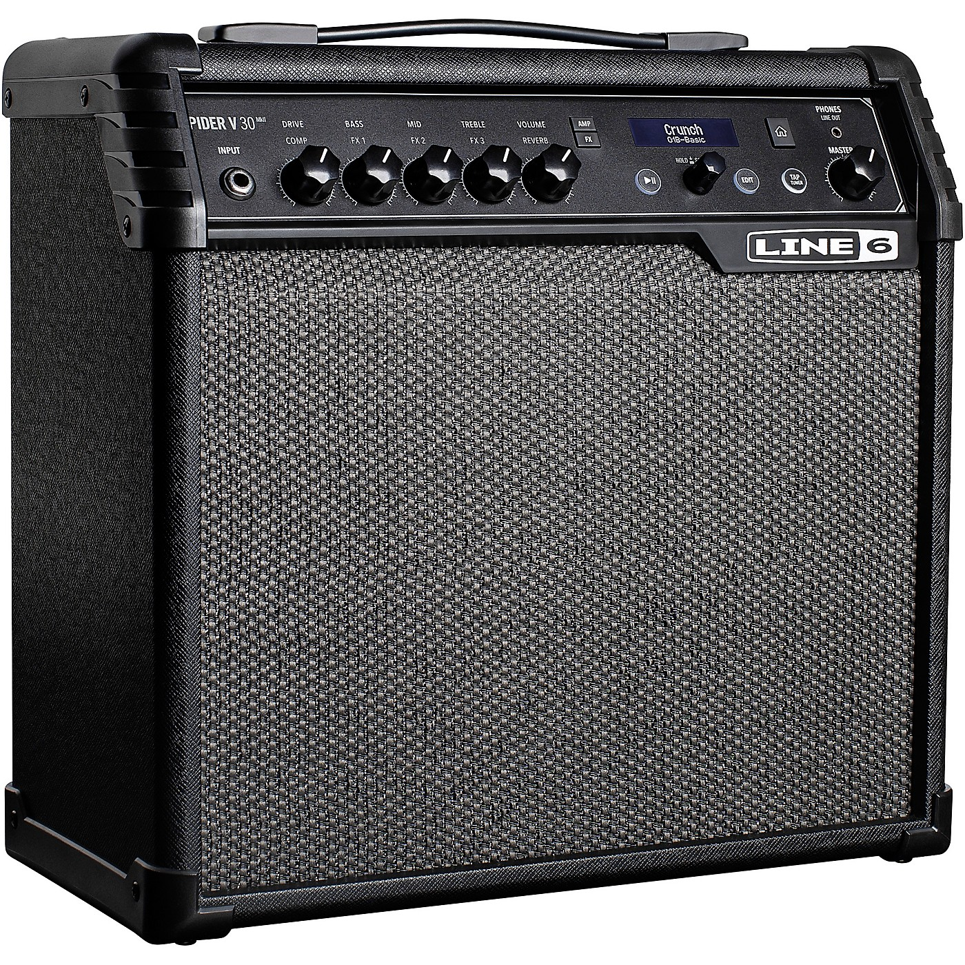 Line 6 Spider V 30 MKII 30W 1x8 Guitar Combo Amp thumbnail