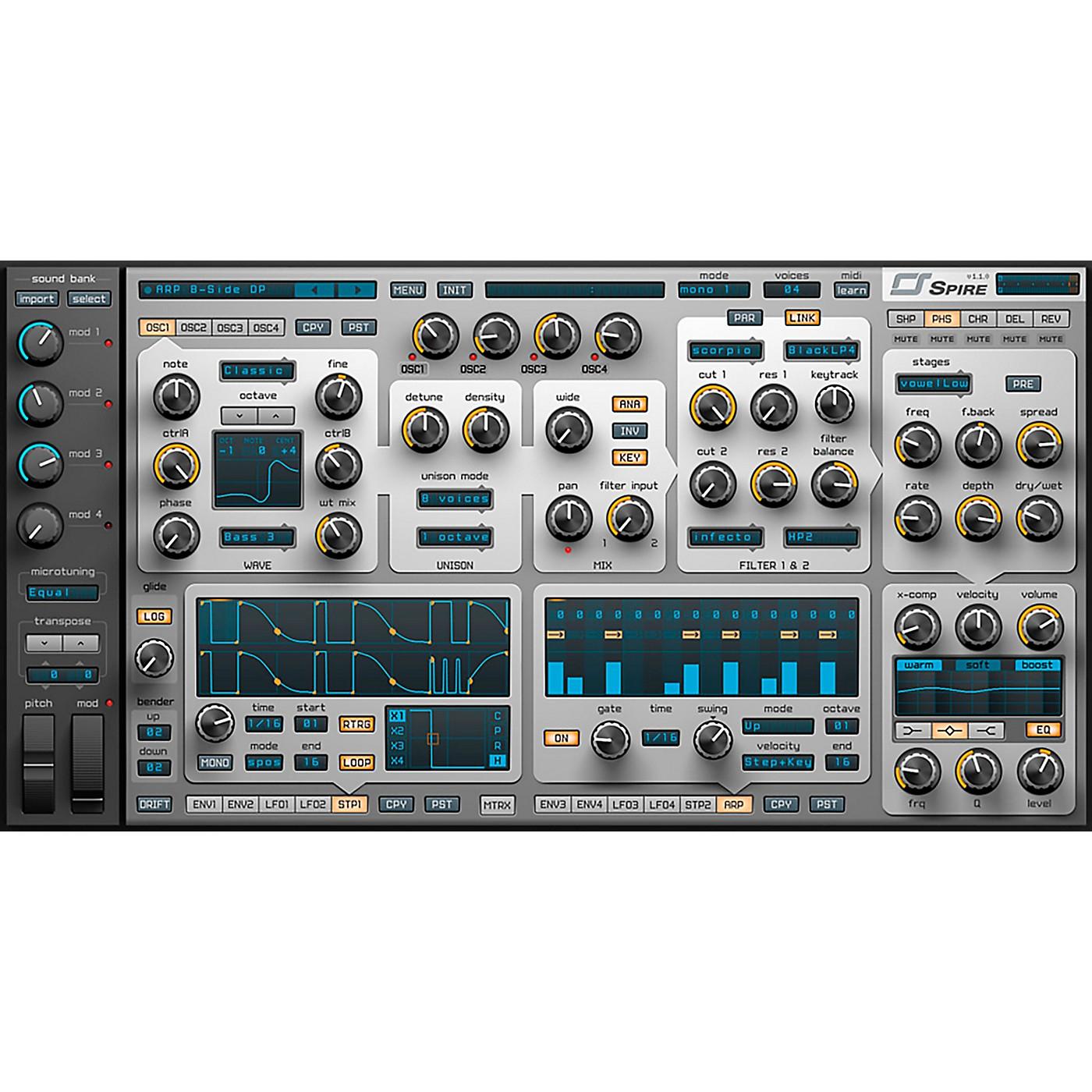 Reveal Sound Spire Virtual Synthesizer thumbnail