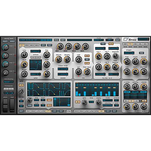 REVEL Spire Virtual Synthesizer thumbnail