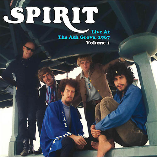 Alliance Spirit - Live At The Ash Grove 1967 - Vol. 1 thumbnail