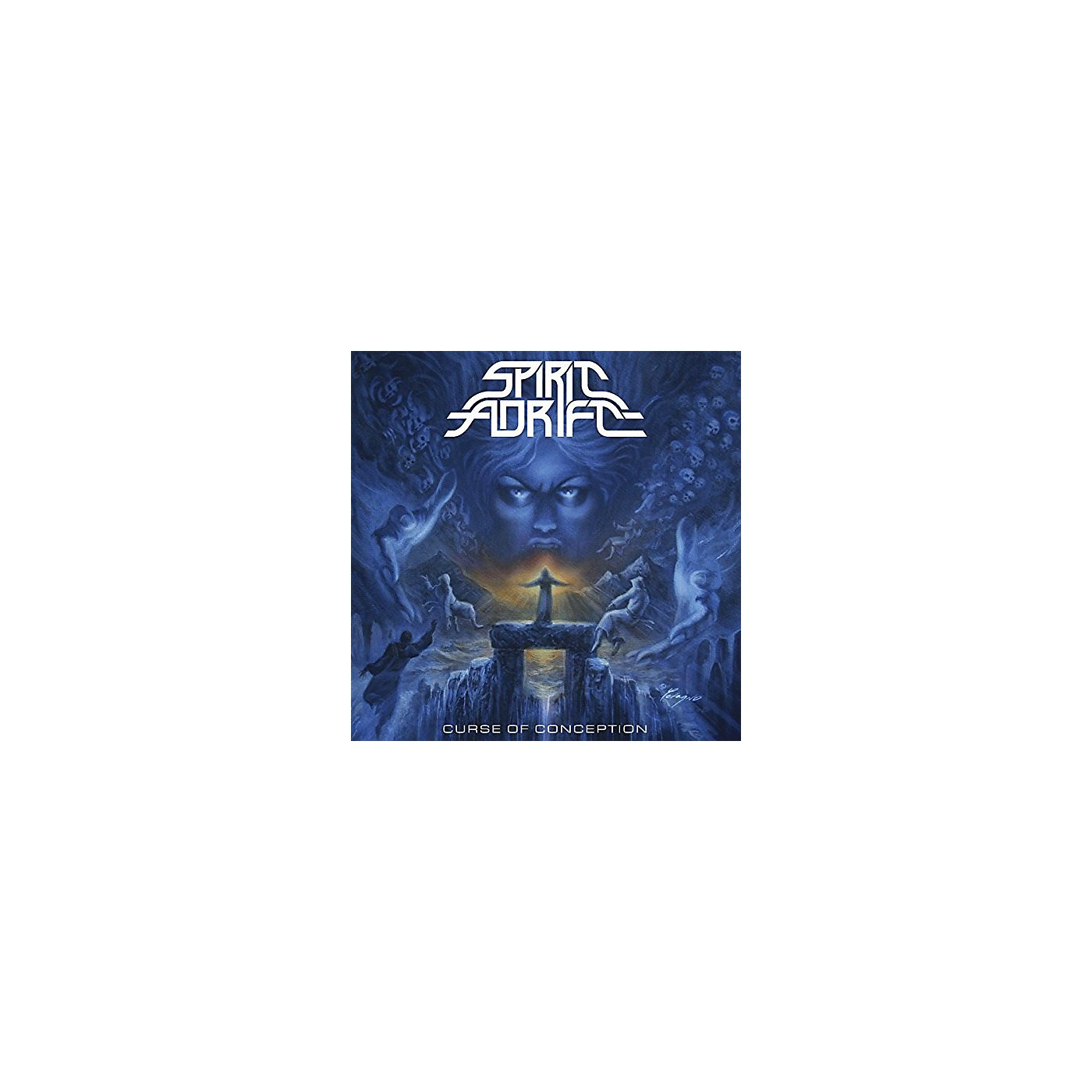 Alliance Spirit Adrift - Curse Of Conception thumbnail