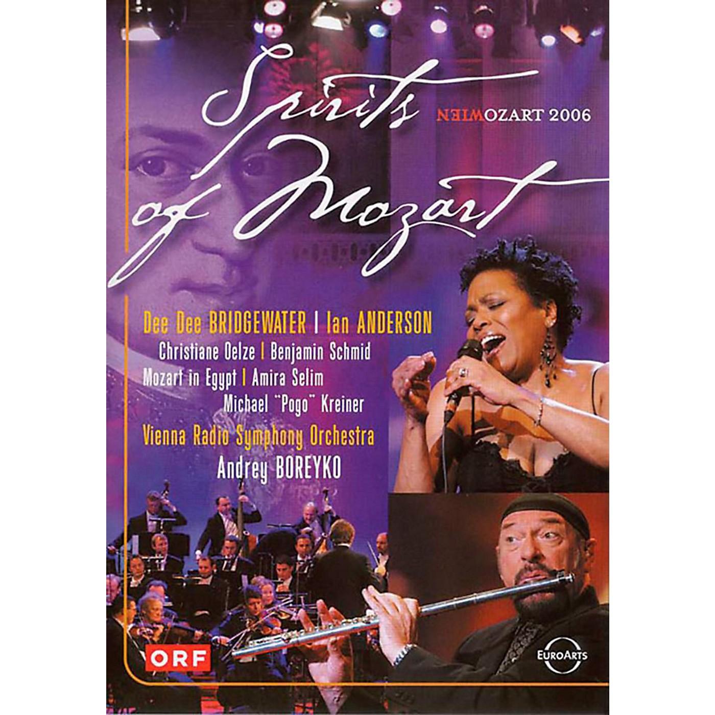 Alfred Spirits of Mozart - DVD thumbnail