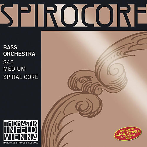 Thomastik Spirocore 3/4 Size Double Bass Strings thumbnail