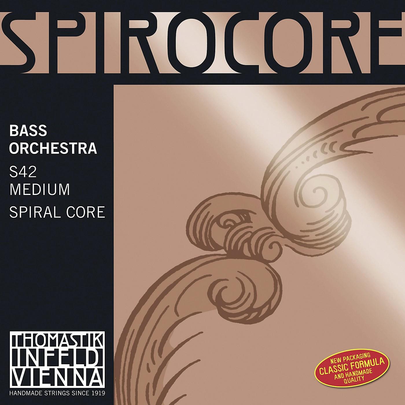 Thomastik Spirocore 3/4 Size Double Bass Strings thumbnail
