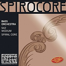 Thomastik Spirocore Double Bass Strings