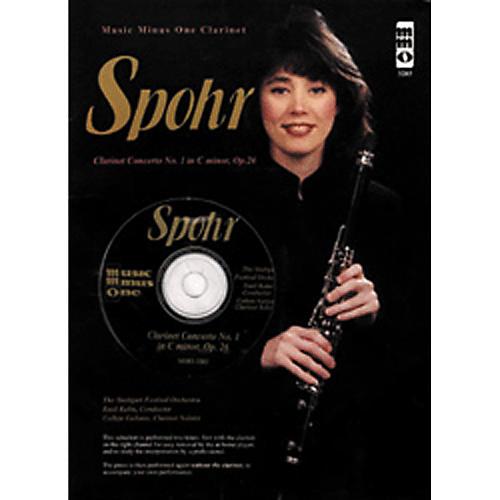 Hal Leonard Spohr Clarinet  Concerto 1 thumbnail