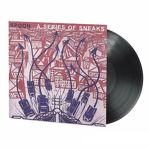 Alliance Spoon - A Series Of Sneaks [Bonus Tracks] [Reissue] [Remastered] thumbnail