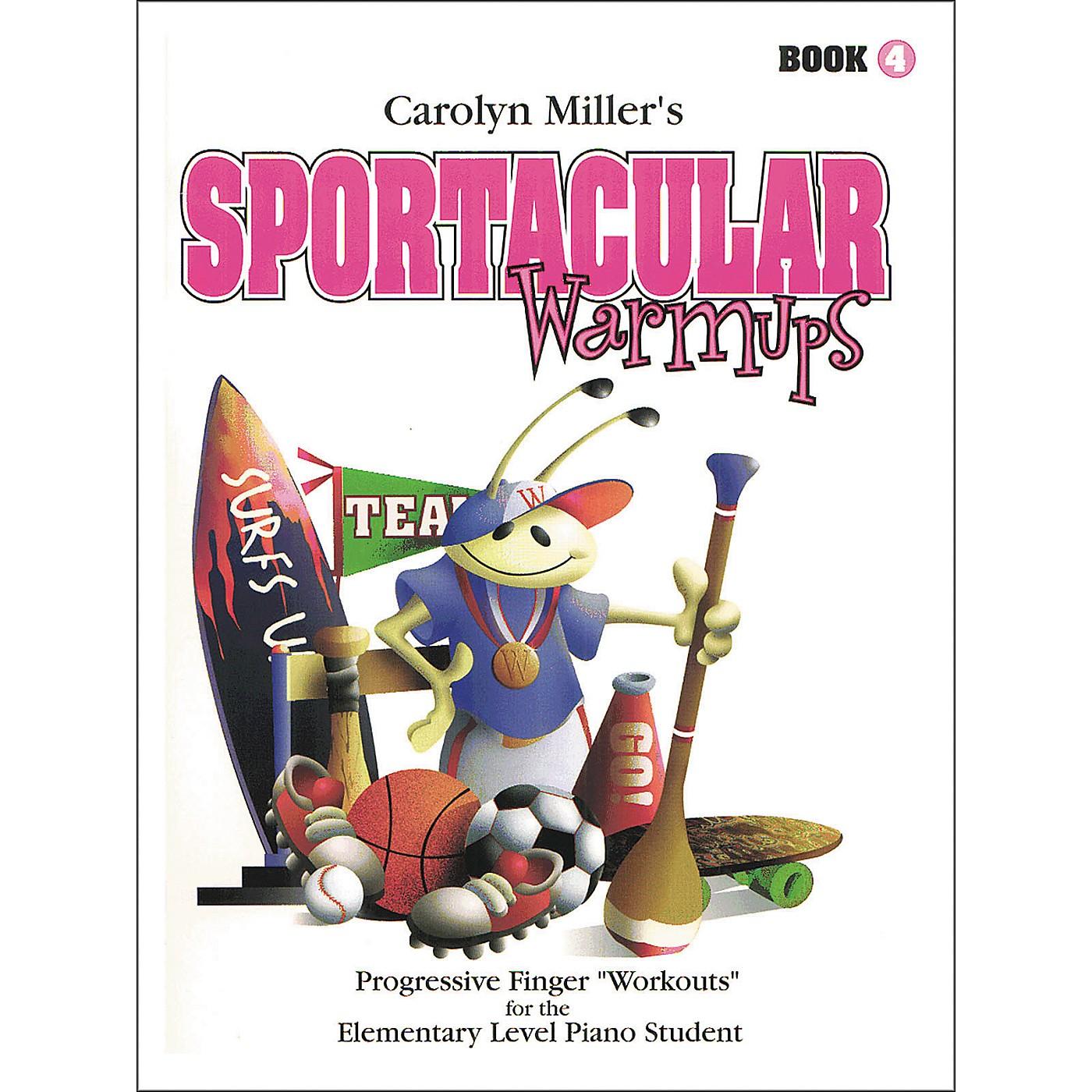 Willis Music Sportacular Warmups Book 4 thumbnail