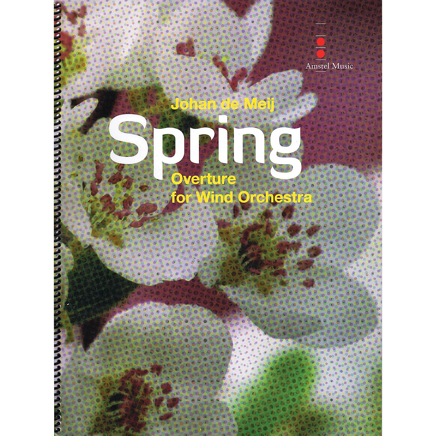 Amstel Music Spring (Overture for Wind Orchestra) Concert Band Level 4 Composed by Johan de Meij thumbnail