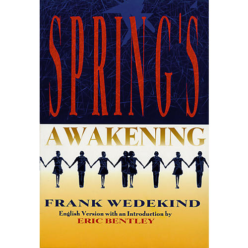 Applause Books Spring's Awakening Applause Books Series Softcover Written by Frank Wedekind thumbnail