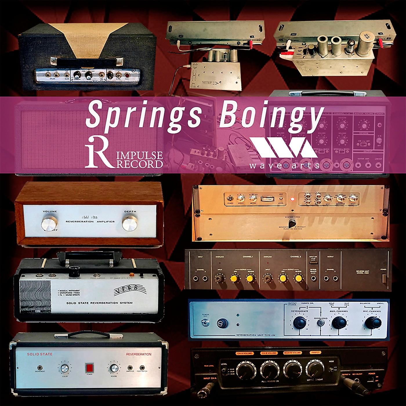Impulse Record Springs Boingy thumbnail