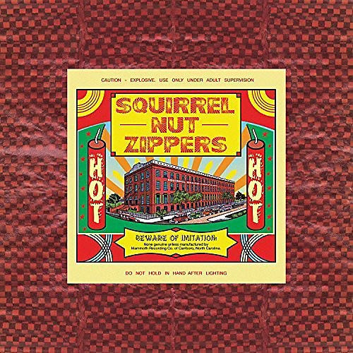 Alliance Squirrel Nut Zippers - Hot thumbnail