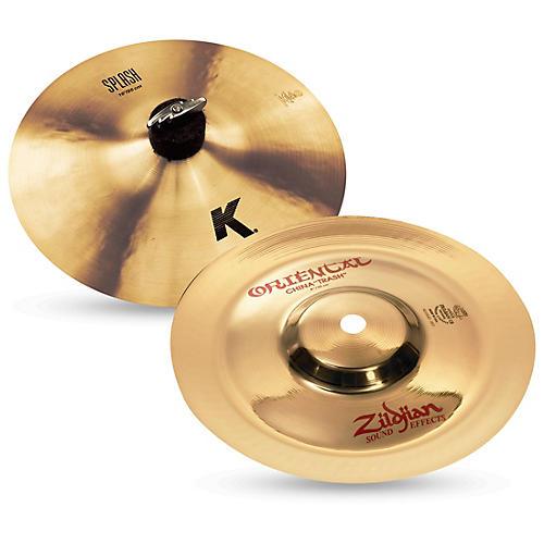 Zildjian Stacktober Day 1 Cymbal Set thumbnail