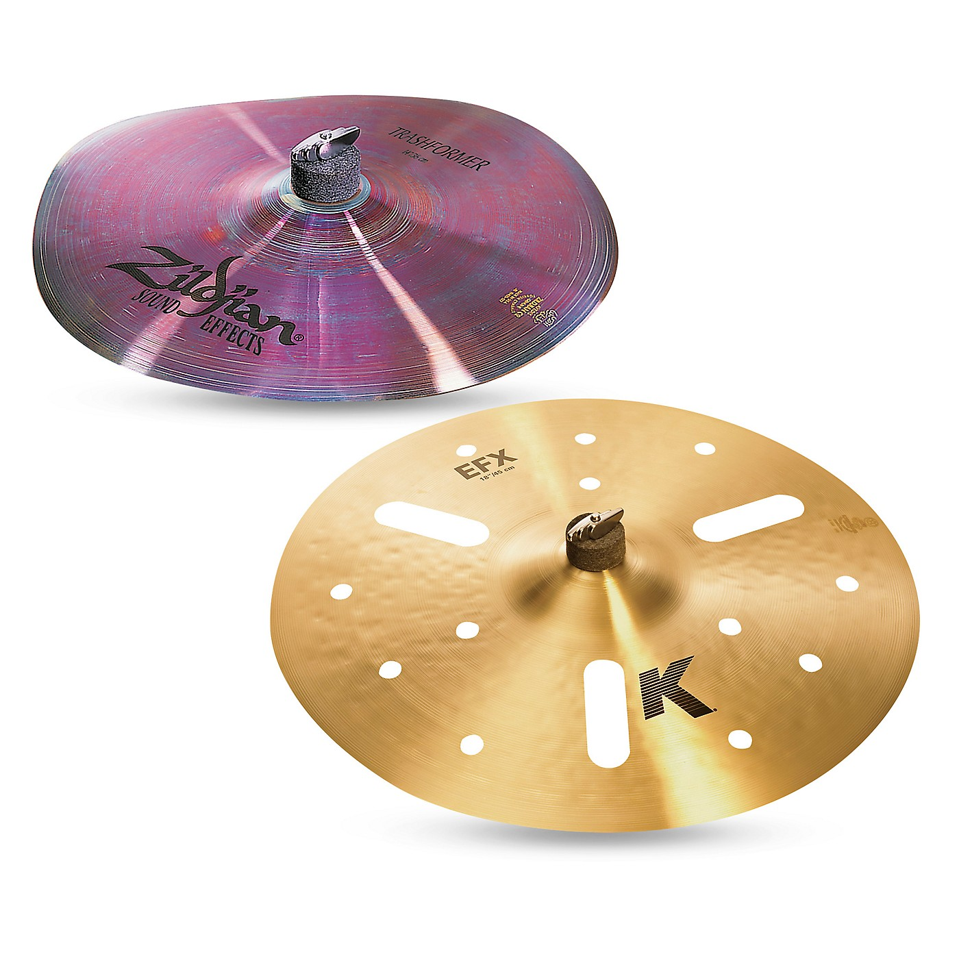 Zildjian Stacktober Day 2 Cymbal Set thumbnail
