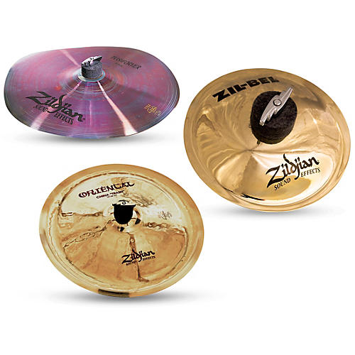 Zildjian Stacktober Day 24 Cymbal Set thumbnail