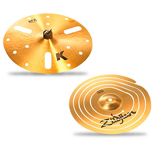 Zildjian Stacktober Day 3 Cymbal Set thumbnail