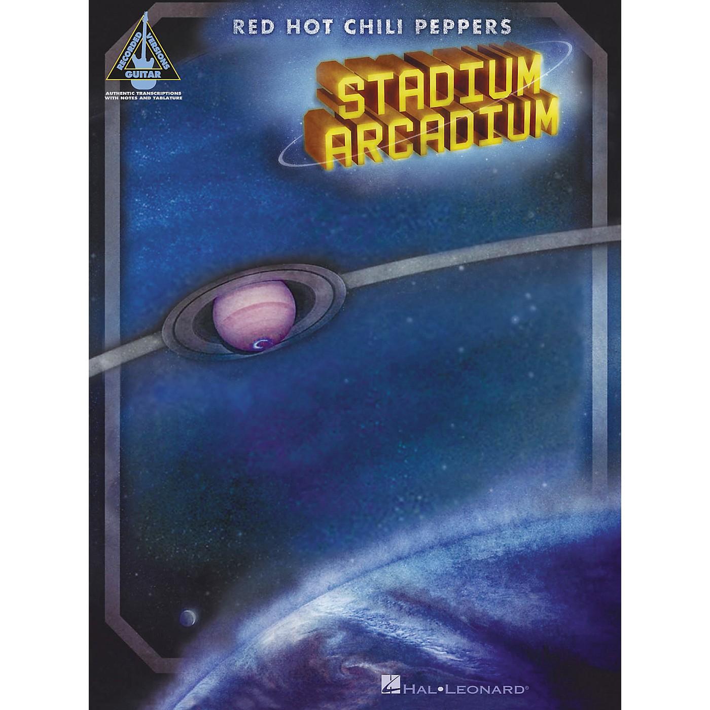 Hal Leonard Stadium Arcadium Red Hot Chili Peppers Guitar Tab Songbook thumbnail