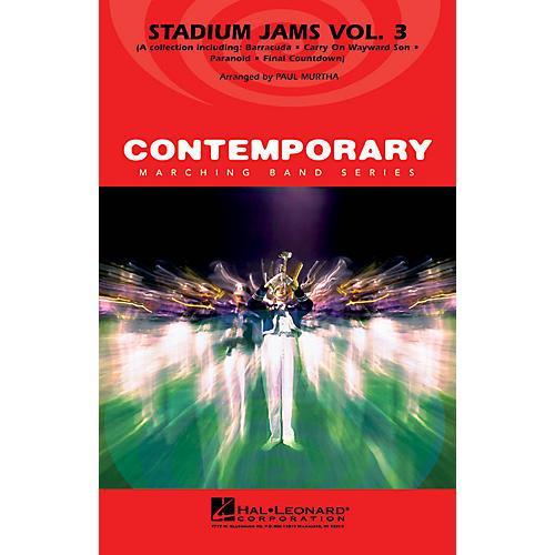 Hal Leonard Stadium Jams - Volume 3 Marching Band Level 3 Arranged by Paul Murtha thumbnail